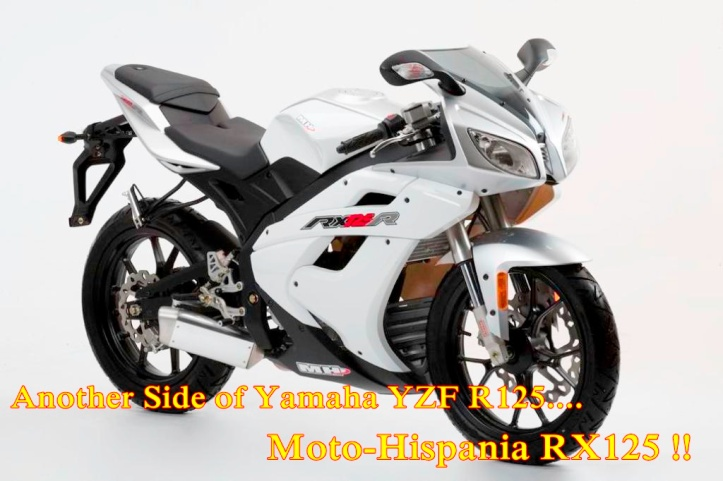 Moto Hispania RX125 Main