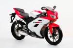 Moto Hispania RX125