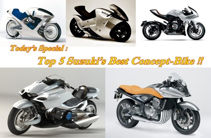 Motor Konsep Terbaik Suzuki Main