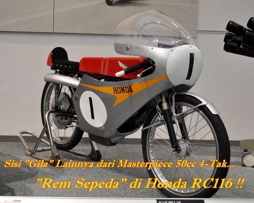 RC166 Rem Sepeda Main