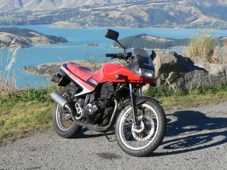 Suzuki NZ250 16