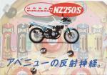 Suzuki NZ250 7