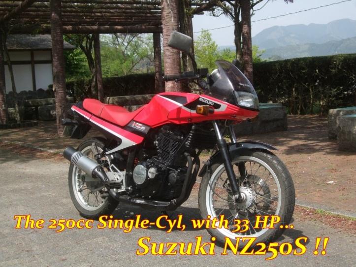 Suzuki NZ250 Main
