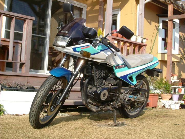Suzuki NZ250