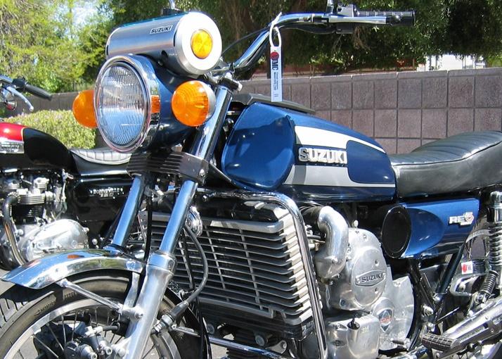 Suzuki RE5 3