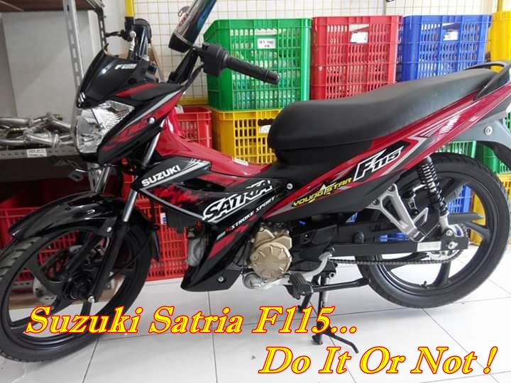 Suzuki Satria F115 Young Star Main