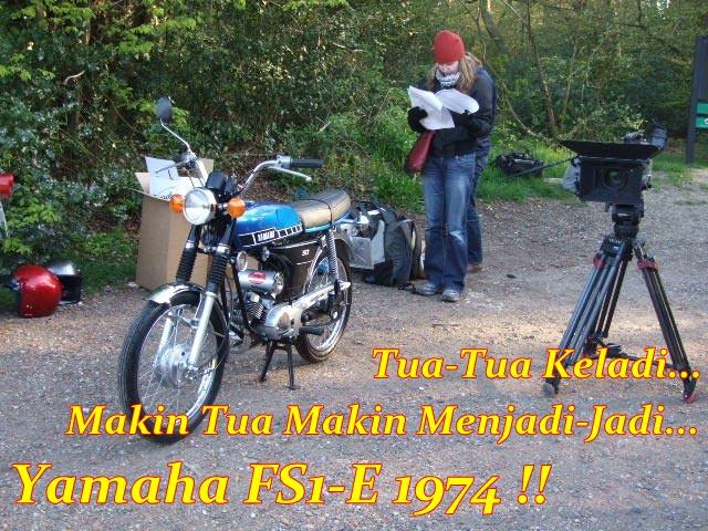 Yamaha FS1-E Main