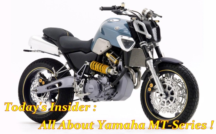 Yamaha MT-Series Main
