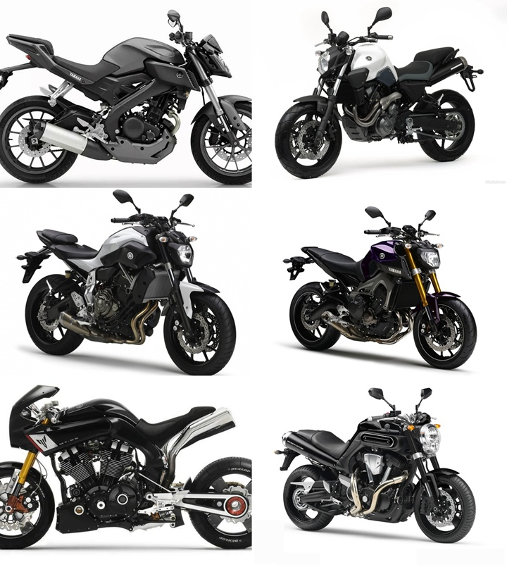 Yamaha MT-Series