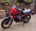 Yamaha TDR250 6
