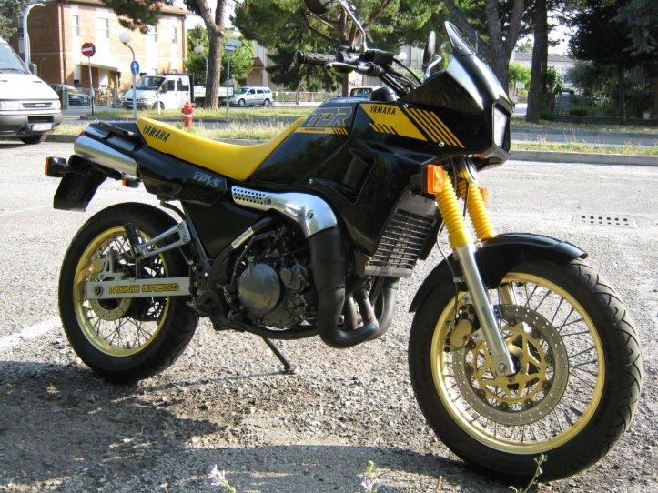 Yamaha TDR250 8