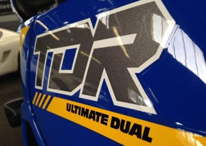 Yamaha TDR250 9