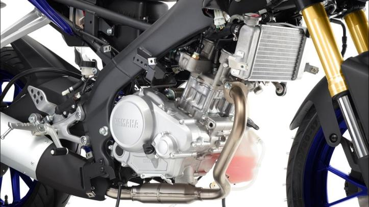 YZR R125 Engine