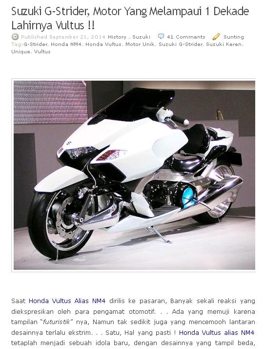 Artikel History Suzuki