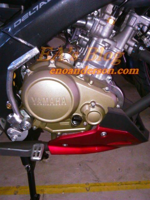 Ini Dia Tampilan Detail Yamaha New Vixion Advance Facelift