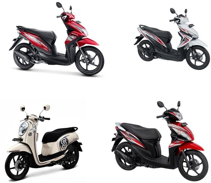 Diversifikasi Honda
