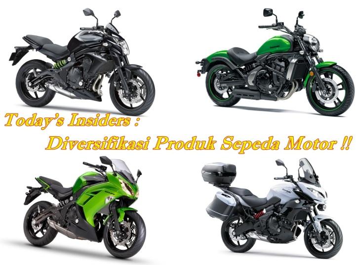 Diversifikasi Kawasaki