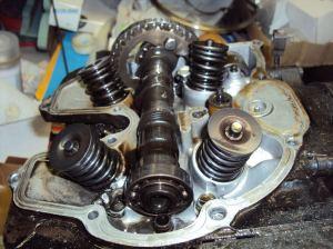 Honda CBX125F RFVC