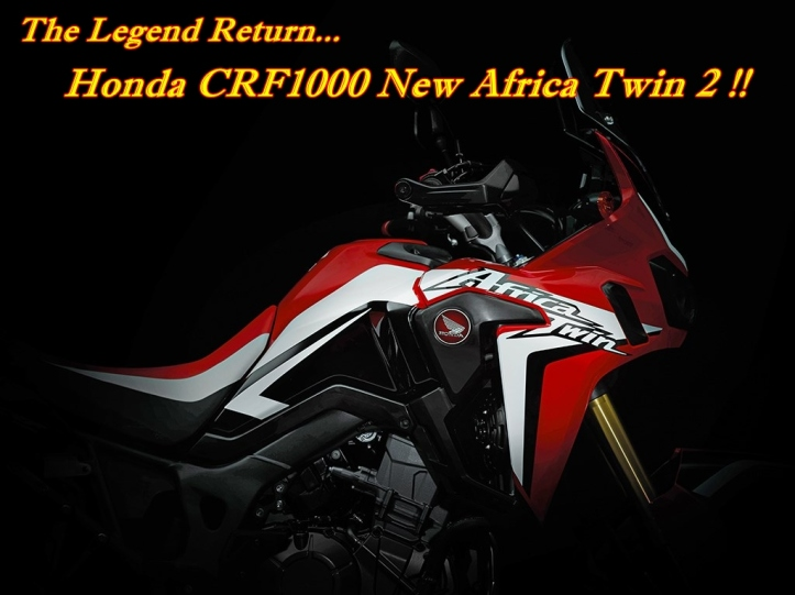 Honda CRF1000L Africa Twin Main