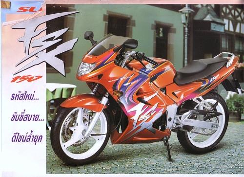 Honda FSX 150 7