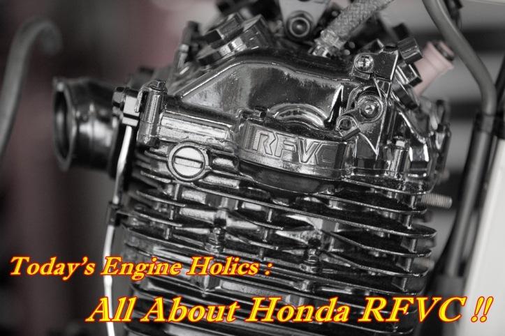 Honda RFVC Main