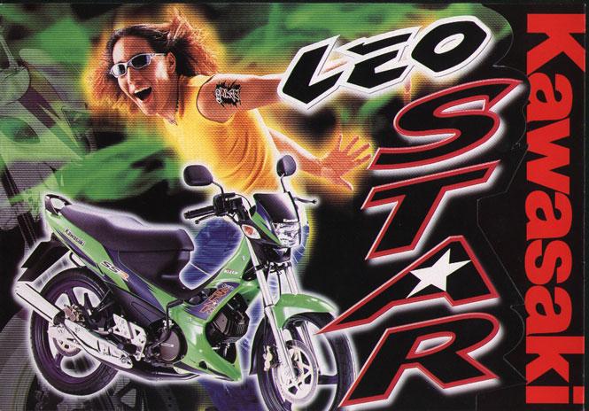 Kawasaki Leo Star 8
