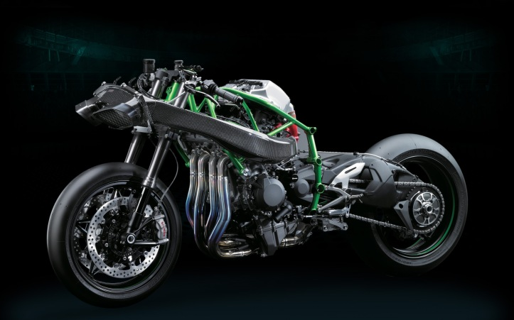 Kawasaki Ninja H2R 7