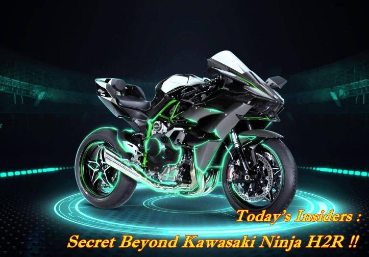 Kawasaki Ninja H2R Main