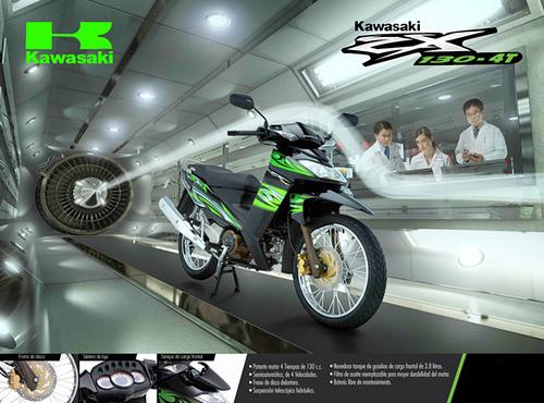 Kisah Bintang Yang Gagal Bersinar Suzuki Arashi Kawasaki Kaze