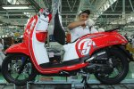 New Honda Scoopy eSP 2015