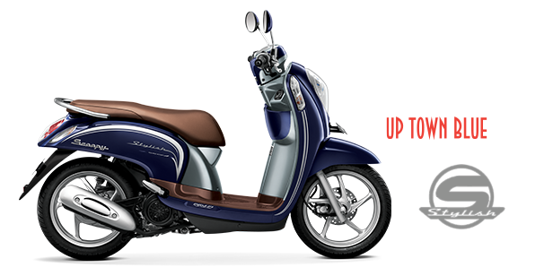 New Honda Scoopy eSP 5