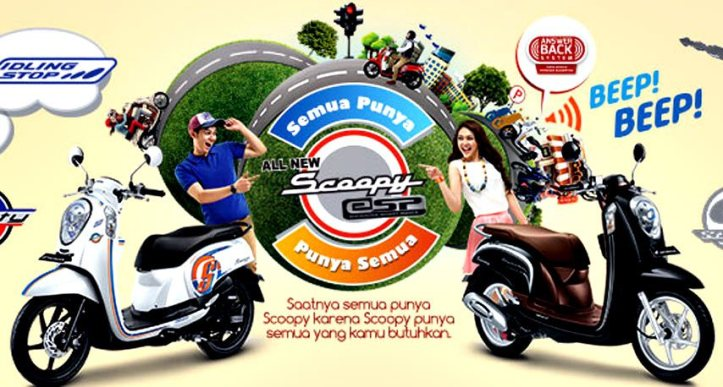 New Honda Scoopy eSP 6
