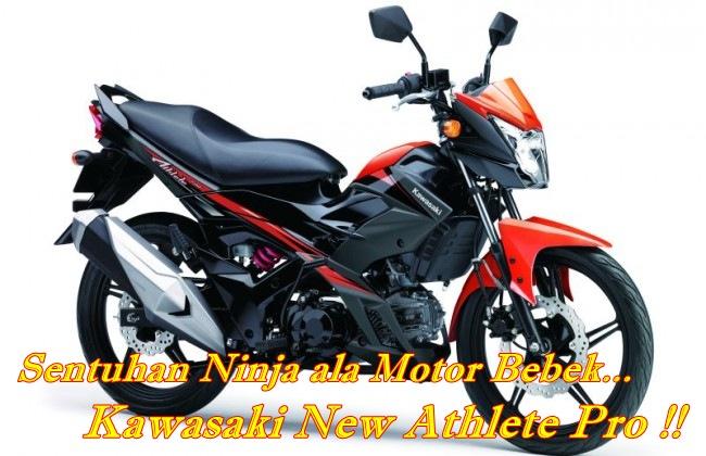 New Kawasaki Athlete Pro Main