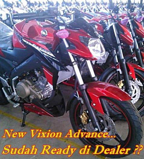 New Vixion Advance 2015 Main