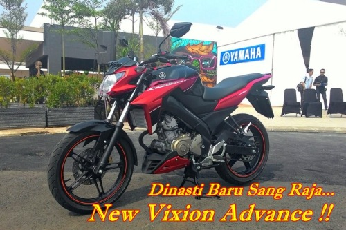 New Vixion Advance Main