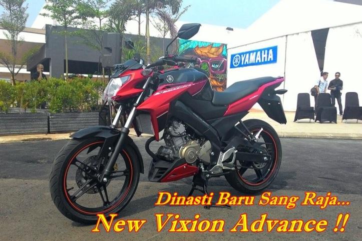 New Vixion Advance Main