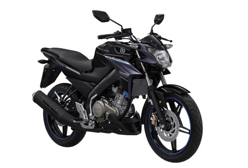 New Vixion Advance Striking Black