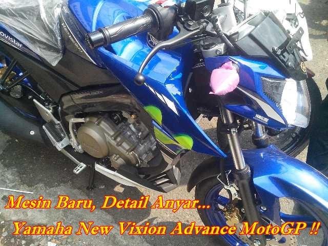 New Vixion Facelift 2015 Movistar MotoGP 8