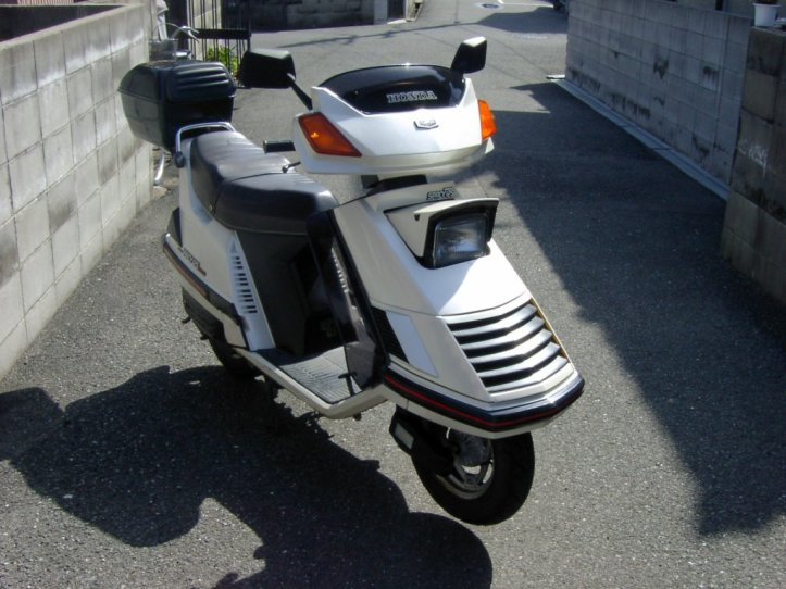 Pop Up Headlights Honda Spacy Striker 2