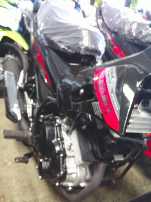 Satria F150 Facelift 2015 2