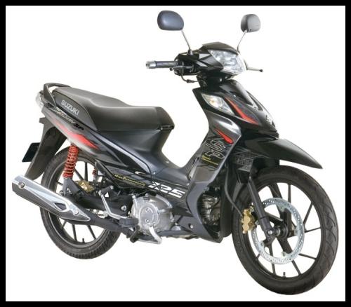 Suzuki Shogun 125 Sp Inovasi Brilian Di Era Keemasan Ea S Blog
