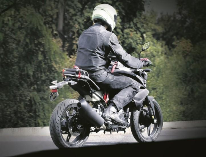 TVS BMW K03 3