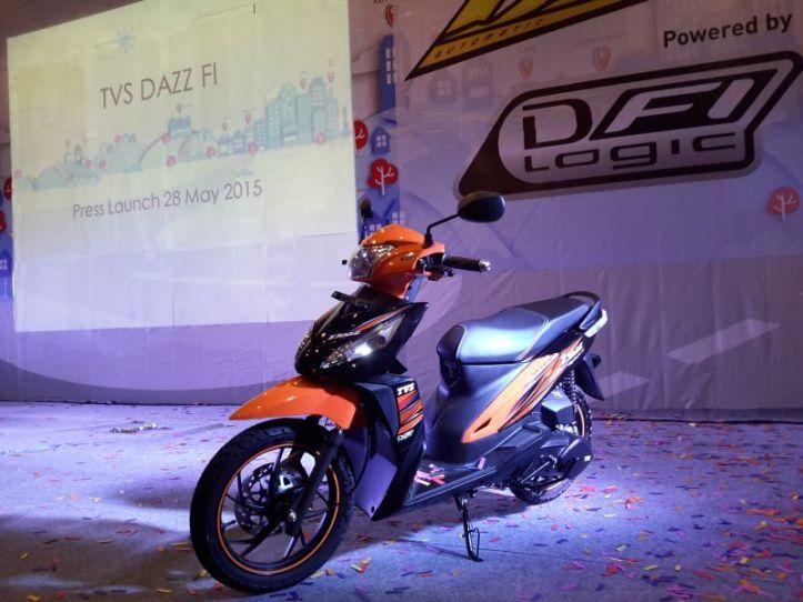 TVS Dazz DFI 3
