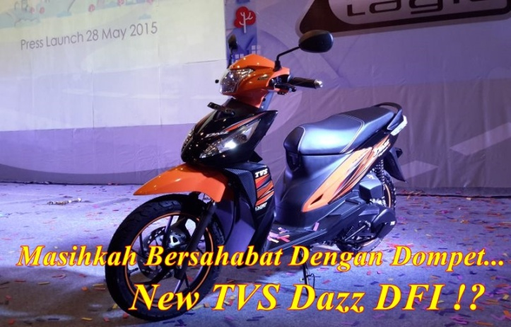 TVS Dazz DFI Main