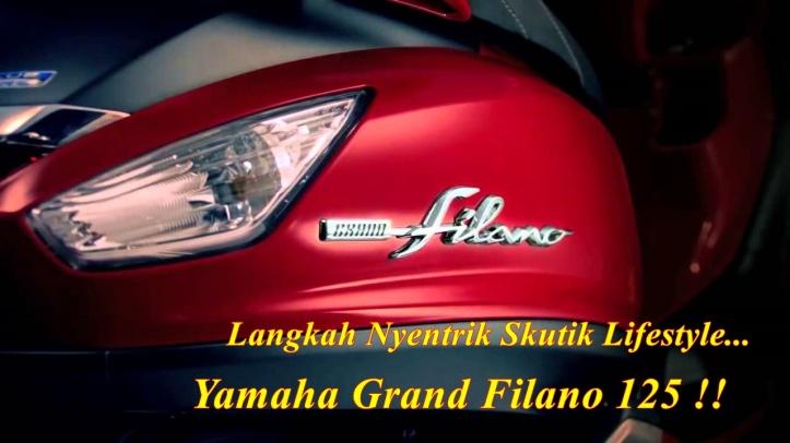 Yamaha Grand Filano 125 main