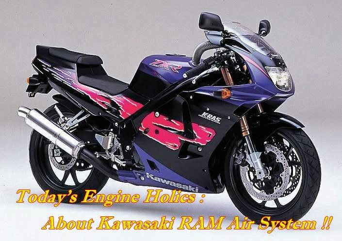 ZXR250 Ram Air