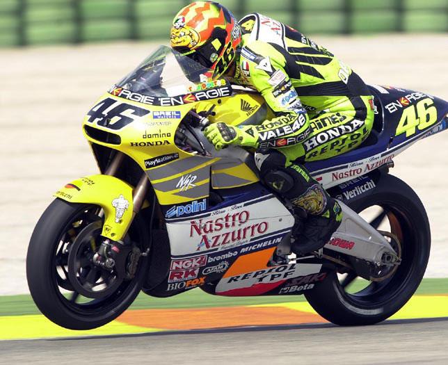 Valentino Rossi NSR500