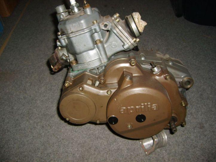 Aprilia RS125 4
