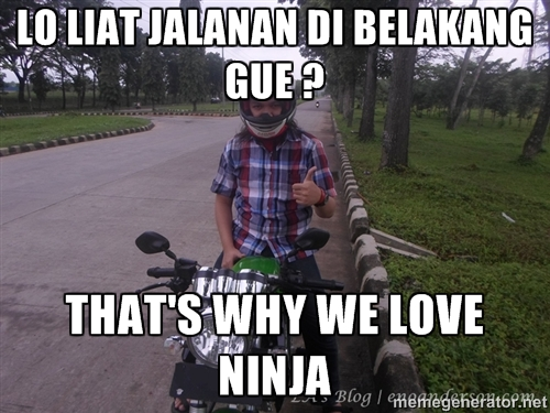 Kelebihan Ninja 2-Tak