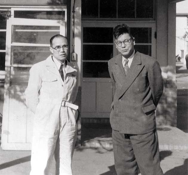 Soichiro Honda & Takeo Fujisawa